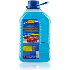 АС-722 Зимняя жидкость стеклоомывателя - 50 концентрат, серия Blue Crystal, 2 л