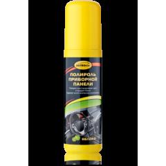 АС-2307 Полироль приборной панели, аромат Яблоко, спрей, 125 мл