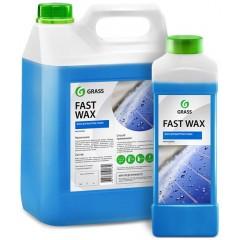 Быстрая сушка Fast Wax, канистры  - 1 л