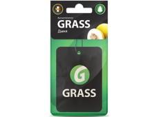 Ароматизатор картонный GRASS, дыня