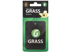 Ароматизатор картонный GRASS, ваниль