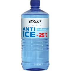 Незамерзающая жидкость для омывания стекол при температуре до -25°C