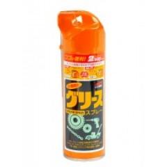 Cмазка консистентная Soft99 Grease Spray густая, 220 мл