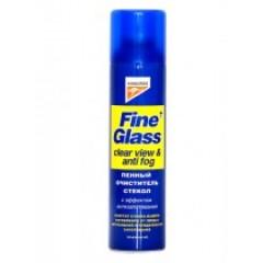Fine glass foam type - пенный стеклоочиститель с эффектом антизапотевания (290ml)